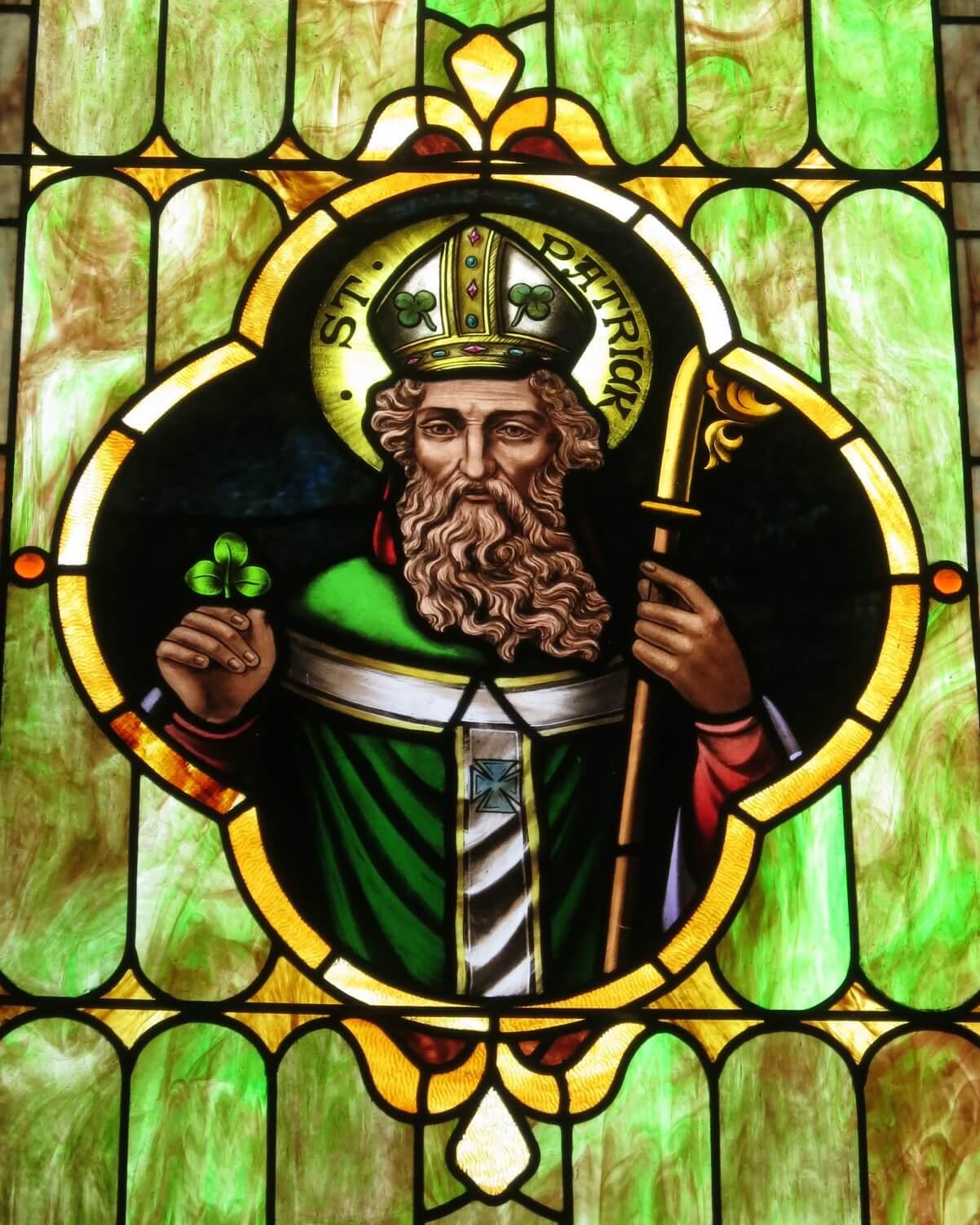 Der Heilige St. Patrick
